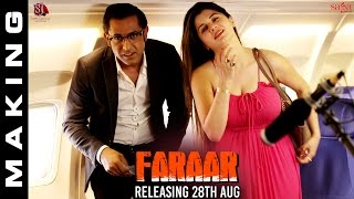 Faraar    Making    Gippy Grewal    Behind The Scenes     Latest Punjabi Movies 2015