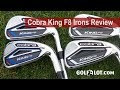 Golfalot King F8 Irons Review