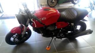 4. 2007 Ducati SportClassic GT1000