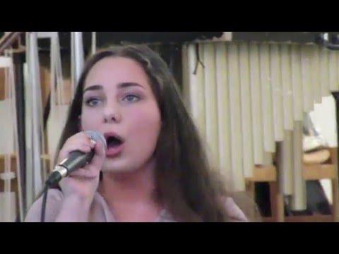 Adele - Skyfall (Cover by Mariella Mounzer) (видео)