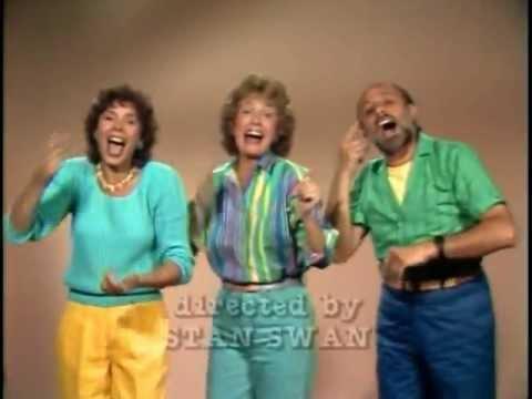 Skinnamarink dinky dink- in honor of Nickelodeon TV star Lois Lilienstein's passing