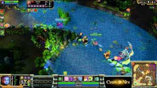 (HD95) Dreamhack ALS vs SK -Part3- League Of Legends Replay [FR]