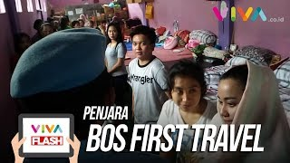 Video Intip Sel Bos First Travel di Rutan Depok MP3, 3GP, MP4, WEBM, AVI, FLV Oktober 2018