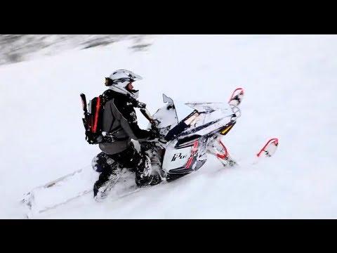 2013 Polaris 800 PRO-RMK Snowmobile Review