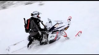 9. 2013 Polaris 800 PRO-RMK Snowmobile Review