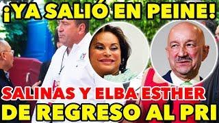 """Video Regresa SALINAS al PRI y mueve sus piezas """"No cambian"""" - Juca Noticias MP3, 3GP, MP4, WEBM, AVI, FLV Agustus 2018"""
