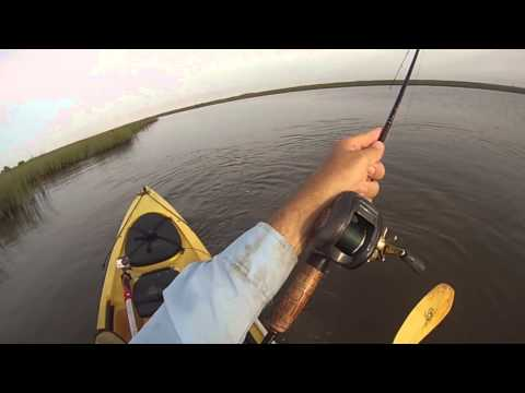 May Kayak Fishing