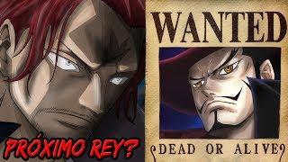 Download Video *CONFIRMADO* Shanks es el Pirata Más Cercano a CONVERTIRSE EN EL REY | Mihawk SI Tenía RECOMPENSA MP3 3GP MP4