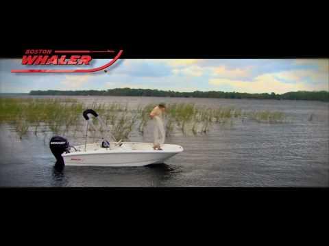 Boston Whaler 130 Super Sportvideo