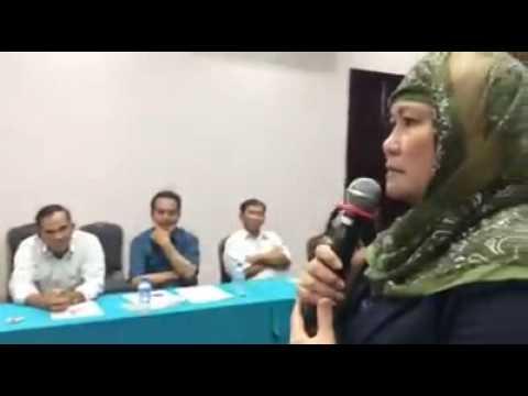 Bài Phát Biểu Của Bà Trương Thị Hương Giang – Bến Tre ngày 03/12/2016