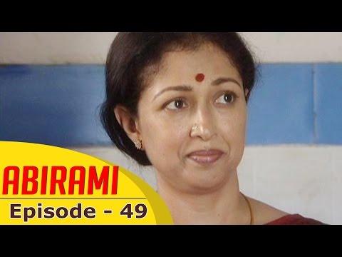 Abirami-Epi-49-Tamil-TV-Serial-10-09-2015-Gautami-04-03-2016