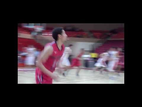 Art U vs. BYUH Men's Hoop Highlights
