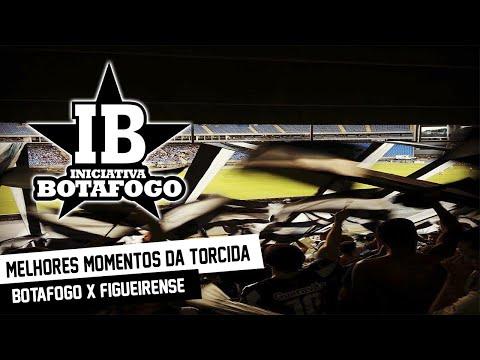 Botafogo x Figueirense - Iniciativa Botafogo na torcida - Loucos pelo Botafogo - Botafogo
