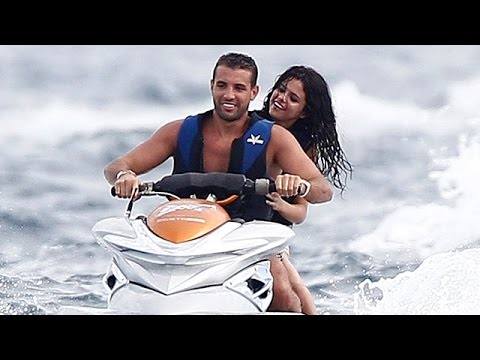 celebrates - Selena Gomez celebrates her birthday with a new guy on a yacht and jet ski's in St. Tropez. What do you think Justin Bieber thinks about all of this? ▻ http://bit.ly/ENTVSubscribe Watch...