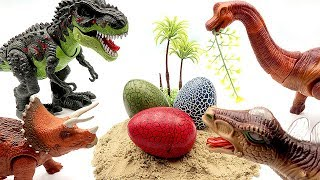 Video Jurassic World2 Dinosaur Born in Dinosaur Eggs~ Who's Dinosaur Eggs? Fun Video For Kids MP3, 3GP, MP4, WEBM, AVI, FLV Februari 2019