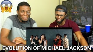 Video Evolution of Michael Jackson | Next Town Down ft. Alyson Stoner (REACTION) MP3, 3GP, MP4, WEBM, AVI, FLV Juli 2018