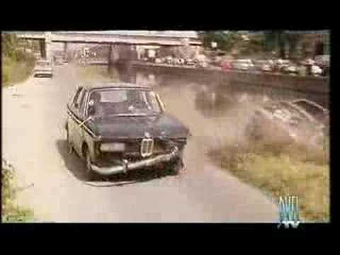 Collection - Car Chases from 70s italian cinema