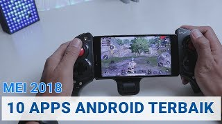 Video 10 Aplikasi Android Terbaik Mei 2018 – Best Apps of The Month Indonesia MP3, 3GP, MP4, WEBM, AVI, FLV Oktober 2018