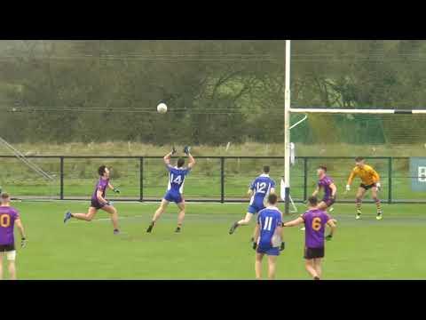 St Brigid's Goal