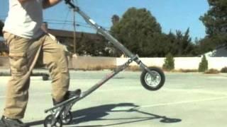 Trikke Riding Tips for Beginners - YouTube
