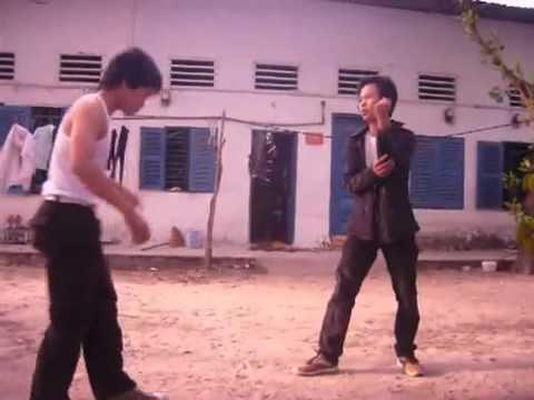 Phim Đòn bẩy võ thuật Việt Nam – thực hiện bởi 8 nam sinh Bình Định       VN Support     3