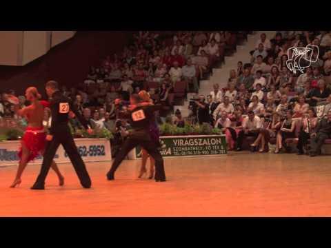 The Final Cha Cha Cha | 2013 European Ten Dance