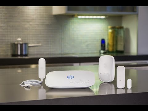 Ooma Home Security First Time Setup