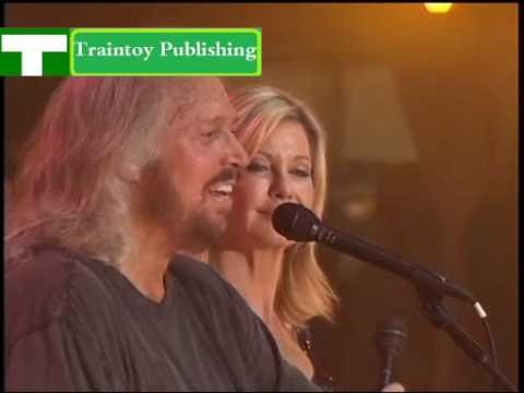 How Do You Mend A Broken Heart-barry Gibb And Olivia Newton-john-sound Releif