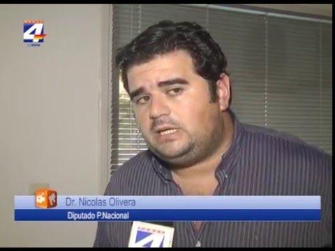 Denuncia contra Ancap: La opinión del diputado Nicolás Olivera