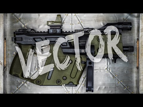 The ULTIMATE Kriss Vector Review - Detailed walk through, setup, and accessorizing