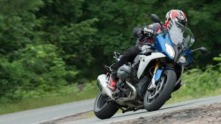 2. First Ride: 2016 BMW R 1200 RS - Cycle News