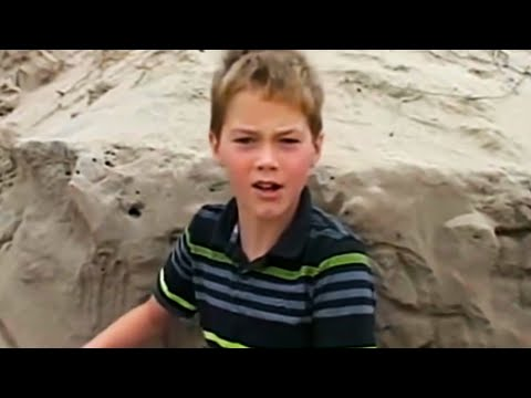 11-Year Old Boy Finds Little Girl Buried Alive In Sand. Here Is What Happened To Her...