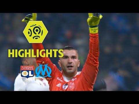 Olympique Lyonnais - Olympique de Marseille (2-0) - Highlights - (OL - OM) / 2017-18