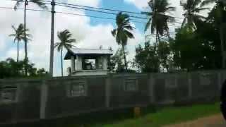 Puttalam Sri Lanka  city pictures gallery : Road to Puttalam, Sri Lanka 2