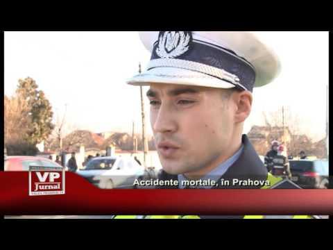 Accidente mortale, in Prahova