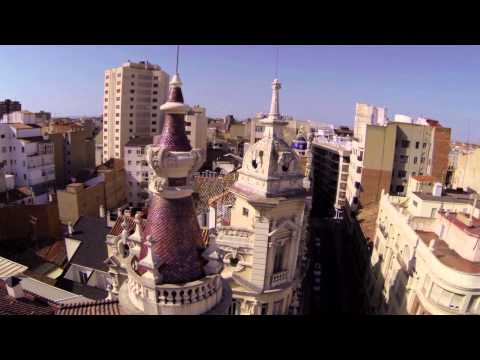 <p> Albacete desde el aire</p>