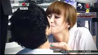 F(x) - Victoria and SJ Yesung Best Couple Cut