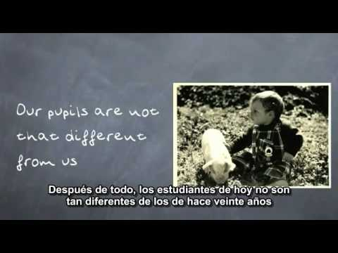 I teach therefore you learn...or do you? (Spanish)