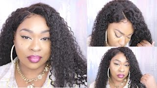 Hey Luvs! Thank you so much for watching my video! Please take the time to Thumbs Up, Leave a Comment and Share my video on your social media. Thank you! XOXO! Watch In HD!Store :http://www.honeybeautyhair.com/Coupon Code: Do10, Save $10 250% density curly wig::http://www.honeybeautyhair.com/250-density-wig-pre-plucked-full-lace-human-hair-wigs-with-baby-hair-for-black-women-natural-hair-line.htmlHair Color: Natural Colo can be dyed and bleachedHair Length: 22inchLace Size:13x4Wig Density: 250% Hairline: Pre-pluckedLace Color: Medium BrownCombs And Adjustable Strap: Yes Other Texture:http://www.honeybeautyhair.com/lace-wigs/250-density-lace-wigs.html 360 Lace wig:http://www.honeybeautyhair.com/lace-wigs/360-lace-wigs.html Follow HoneyQueen:Instagram: https://www.instagram.com/honeyqueenhairYoutube : https://www.youtube.com/channel/UCHF2pbtSkMT8g0TpmqMS7CwH😊Follow me on Instagram😊 https://www.instagram.com/donna_alise/😊Friend Me on Facebook 😊https://www.facebook.com/Donna-Alise-212010242199270/notifications/