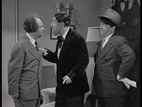 Los Tres Chiflados - Novio sin novia (1947) (1/2)