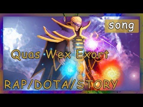 R/D/S - INVOKER - Quas Wex Exort [Dota 2 Song]