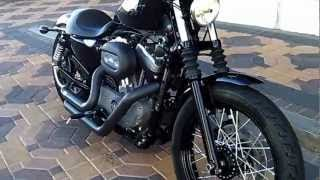 6. 2008 Harley sportster 1200 nightster At Celebrity Cars Las Vegas