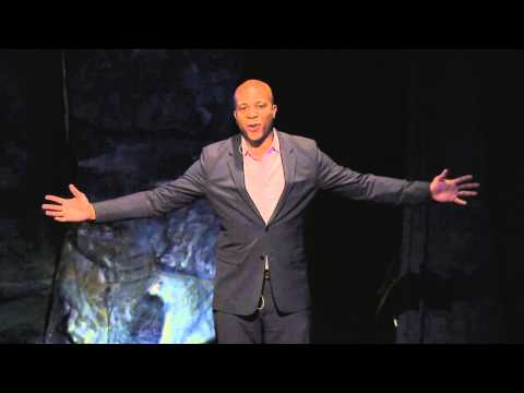 The Double Edged Sword: Derrick Gay at TEDxSpenceSchool (видео)