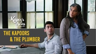 Nonton The Kapoors   The Plumber   Kapoor   Sons   Sidharth Malhotra   Fawad Khan Film Subtitle Indonesia Streaming Movie Download