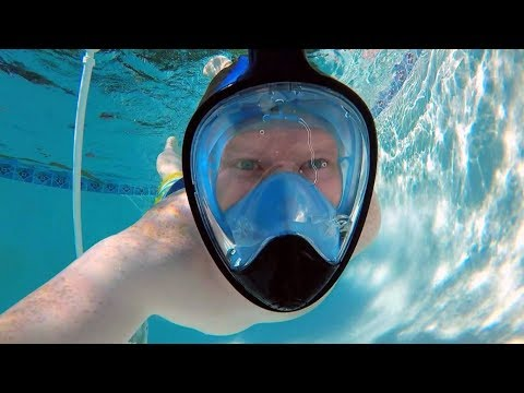 Full Face Snorkel Mask Review