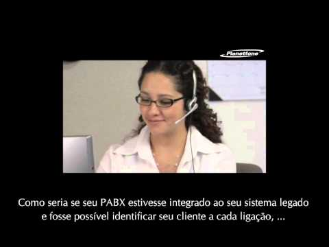 PABX IP Planetfone - Telefonia corporativa integrada