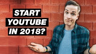 Video Is it Too Late to Start YouTube in 2018? MP3, 3GP, MP4, WEBM, AVI, FLV Oktober 2018