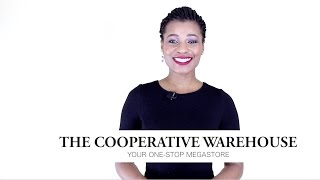 COOPERATIVE WAREHOUSE ADVERT VIDEO