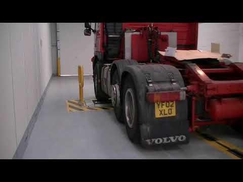 BM14200 Bremseprøvestand