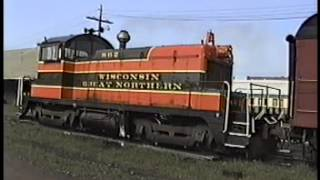 Spooner (WI) United States  city images : Wisconsin Great Northern Tourist Railroad in Spooner,WI August 2000